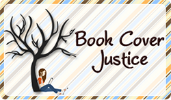 Book Cover Justice Button
