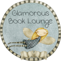 Glamorous Book Lounge Button