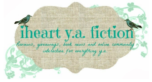 I Heart YA Fiction Button