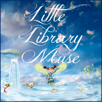 Little Library Muse Button