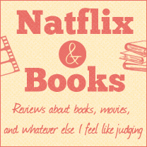 Natflix & Books Button