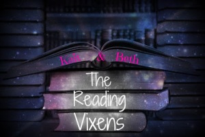 The Reading Vixens Button