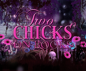Two Chicks on Books Button