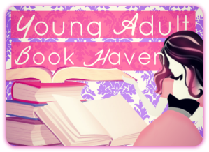 young adult book haven button