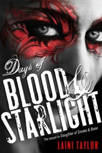 Days of Blood and Starlight Cover
