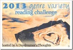 2013 Genre Challenge