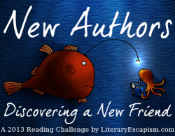 New Authors Challenge 2013