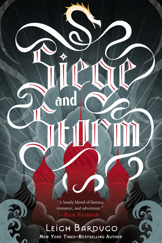 Seige and Storm Cover