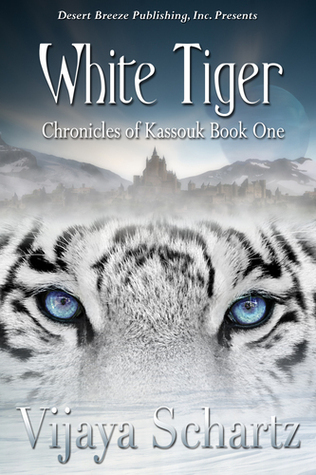 White Tiger Cover