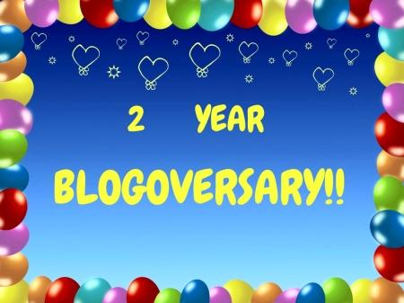 Blogoversary