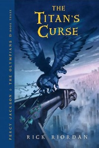 The Titan's Curse Cover