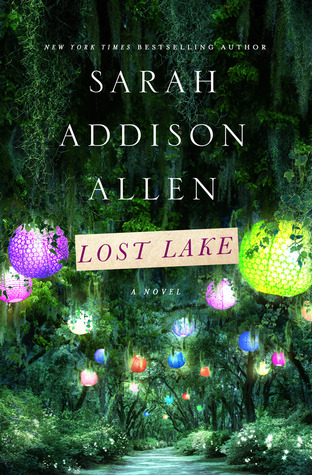 Lost Lake Cover
