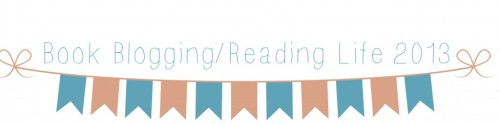 Book Blogging 2013 Banner
