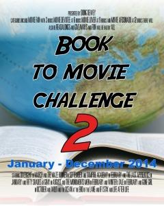 Book to Movie Challenge