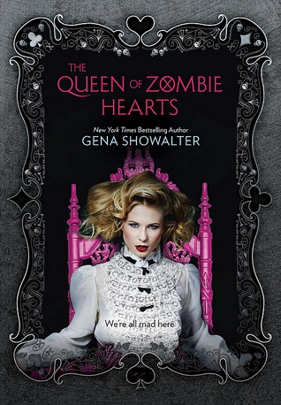 Queen of Zombie Hearts Cover